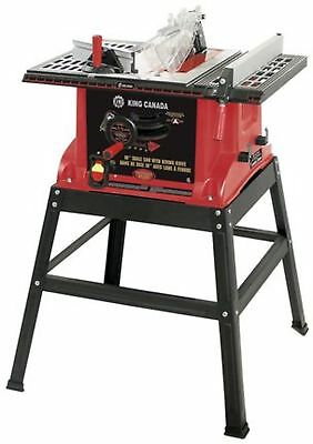 """King Canada KC-5005R 10"""" Table Saw with Riving Knife"""