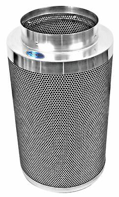 Phresh 701010 Carbon Air Filter, 6 by 24-Inch, 550 CFM
