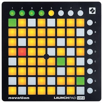 Novation Launchpad Mini Compact USB Grid Controller 4 Ableton Live
