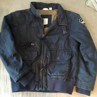 Country Road Boys Size 8 Bomber Jacket