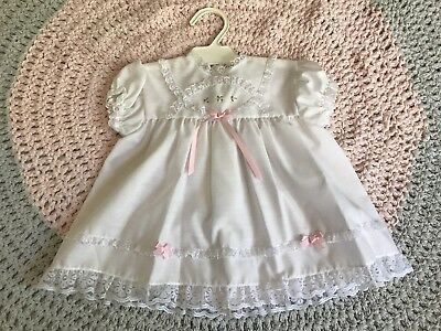 Vintage Baby Dress Brand New With Tags Size 00