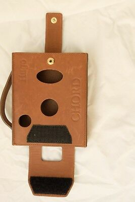 Chord Electronics Hugo Brown Leather Case