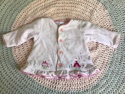 Pumpkin Patch Thick Winter Jacket Baby Girl Size 00