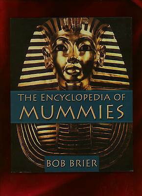 MUMMIES * lot of three * X-Raying the Pharaohs * Myth & Magic * Encyclopedia of