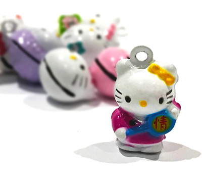 11 Hello kitty Styles to pick from! Cute Pet Bells for Cat Collars, Collar Bell
