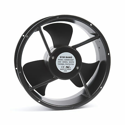 Axial Fan 230V AC with Ball Bearing 15.00 cu m/min