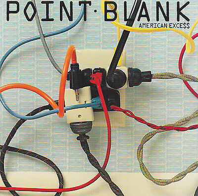 CD POINT BLANK - American Exce$$ / Southern Rock