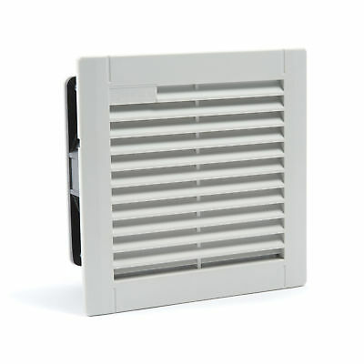 FK 77 230V AC Control Panel Filter Fan to IP54 160 cu m/hour