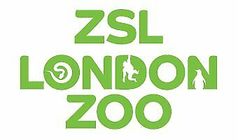 ZSL London Zoo Fast Track Entry - 2 Adults + 1 Child - Valid until 28th Feb 2018