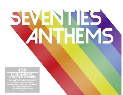 Various - Seventies Anthems BRAND NEW SEALED CD