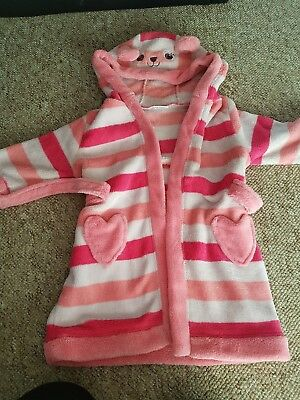 dressing gown 9-12 months