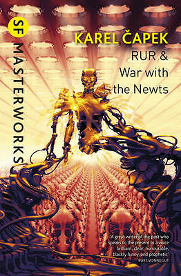 RUR & War with the Newts by Karel Capek (Paperback, 2011)
