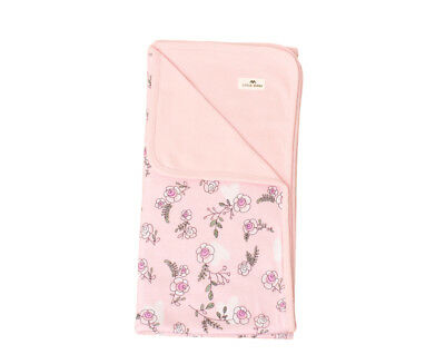 Little Bubba Baby's Nixie Floral Blanket Wrap - Pink/Multi