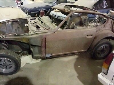 Matching Numbers Datsun 240z Project