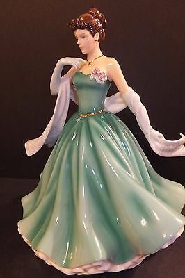 Royal Doulton Favourites Rose Ball Figurine HN 5763 New Hand Signed M Doulton