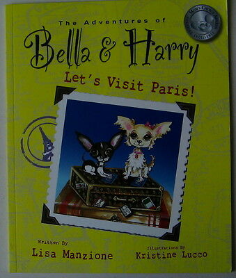 Chihuahua Illustrated Story Bella & Harry