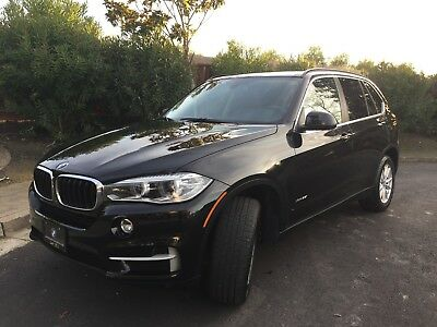2014 BMW X5 xDrive35i AWD BLACK SAPPHIRE METALLIC XDrive35i AWD, LOADED, Premium package, Driver Assist