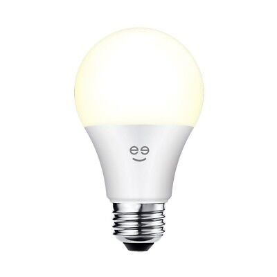 Geeni - LUX 800 800-Lumen, 9W Dimmable A19 LED Light Bulb, 60W Equivalent - W...