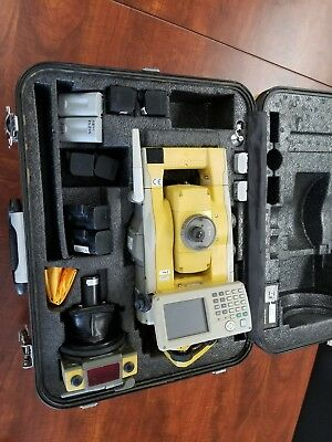 Topcon Qs3A Series Robotic Total Station For Surveying