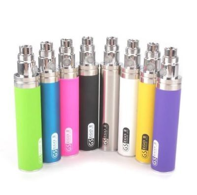 AUTHENTIC GS EGO 2 II 2200mAh BATTERY ONLY With Scratch Code  Original