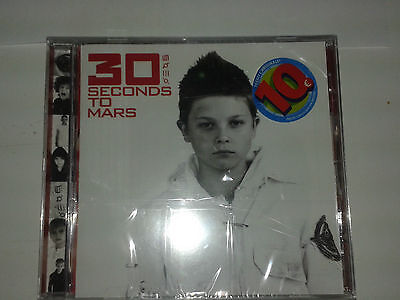 cd musica  thirty seconds to mars thirty seconds to mars