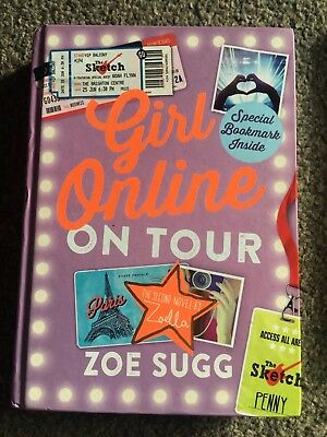 Girl Online: On Tour by Zoe Sugg (Hardback)