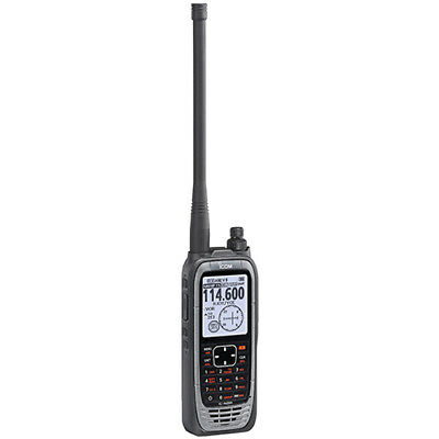 Icom IC-A25N VHF Airband Transceiver - Handheld Communications and Navigation