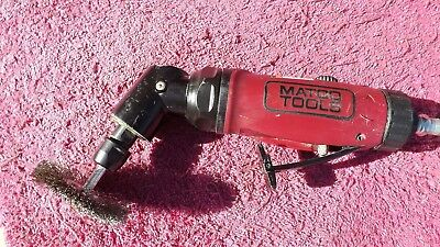 Matco *excellent!* Mt2887A 0.5 Hp Industrial 115-Degree Angle Die Grinder!