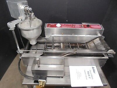 Donut Machine / Maker / Fryer / Belshaw Donut Robot Mark Ii >>>$4450.00 Nice<<<