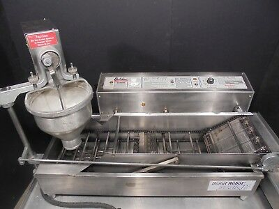 Donut Machine / Maker / Fryer / Belshaw Donut Robot Mark Ii >>>$5200.00 Nice<<<