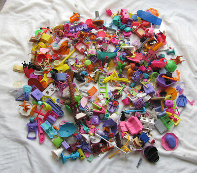 Collection of Polly Pocket Accessories