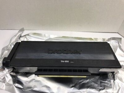 USED Genuine Brother TN-550 Black Toner  for DCP-8060 / HL-5240 NO Retail Box
