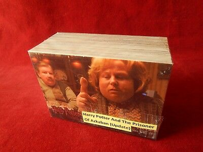 Set Of Harry Potter Prisoner Of Azkaban (Update) Trading Cards Artbox