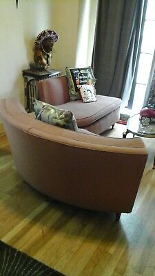 vintage classic original 1950s - 3 pc. sofa cool! Pick up only