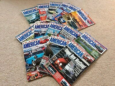Classic American Magazine 44 issues
