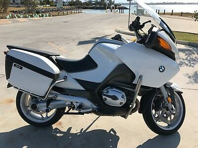 Ex QLD police 2007 BMW R1200RT