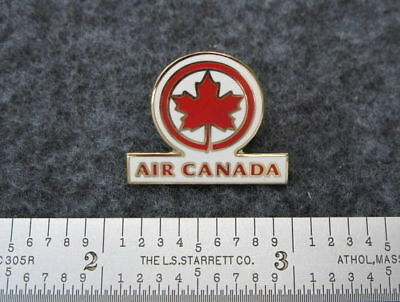 Air Canada Airlines Logo Pin.