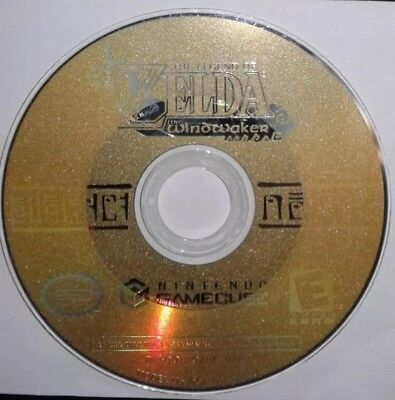 Legend of Zelda: The Wind Waker (GameCube) Disc Only FAST FREE SHIPPING!!!