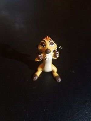 VINTAGE! 1990's Disney The Lion King Young Timon Figure Cake Topper