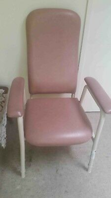 Aged Care Armchair - Highback Euro Orthopedic Daychair
