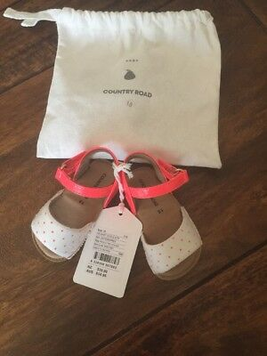 Country Road Baby Girls Pre Walker Sandals