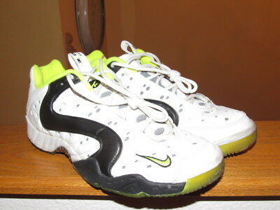 NIKE AIR ZOOM pounce Andre Agassi RARE size 12 tech