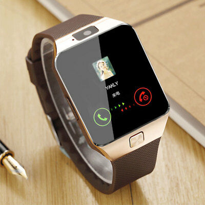 DZ09 Bluetooth Montre Téléphone Intelligent Smart Watch Bracelet Android Phone G
