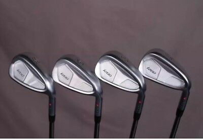 Ping I200 4 Iron To PW Red Dot.