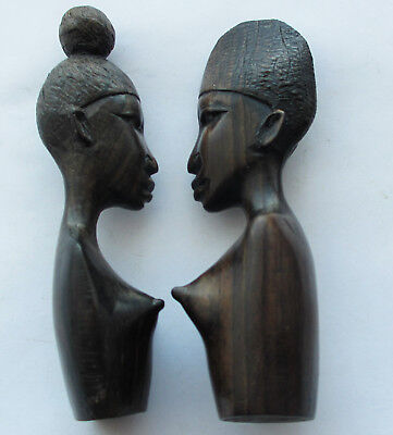 FROM VERY OLD COLONIAL COLLECTION ~ 2 x NATIVE WOMEN