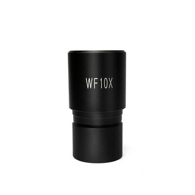 WF10X 16mm Ramsden Eyepiece for Biological Microscope Mount 23.2mm with Reticle