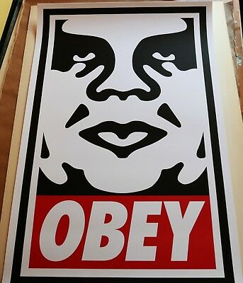 Shepard  Fairey    Obey      Andre the Giant