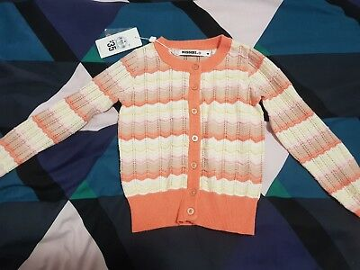 Brand new with tags lovely girls cardigan size 4 heaps listed