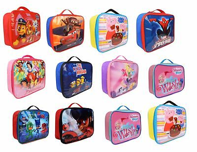 New Kids Character Insulated Lunch bag Lunch Box Snack Bag