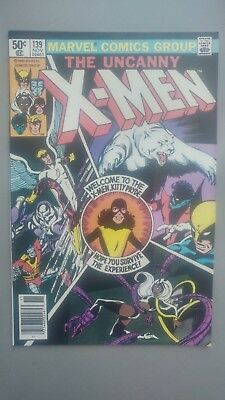 The Uncanny X-Men #139 Kitty Pryde Joins the X-Men!! Sharp NM Condition!